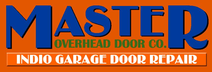 Indio Garage Door Repair Logo