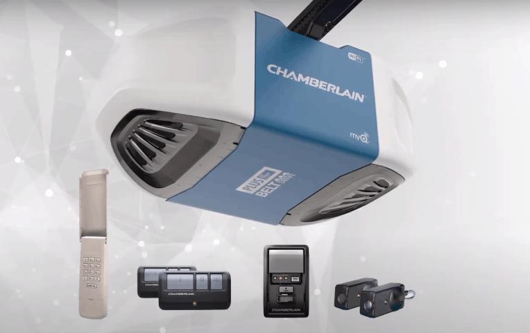 Chamberlain B750 Smart Garage Door Opener